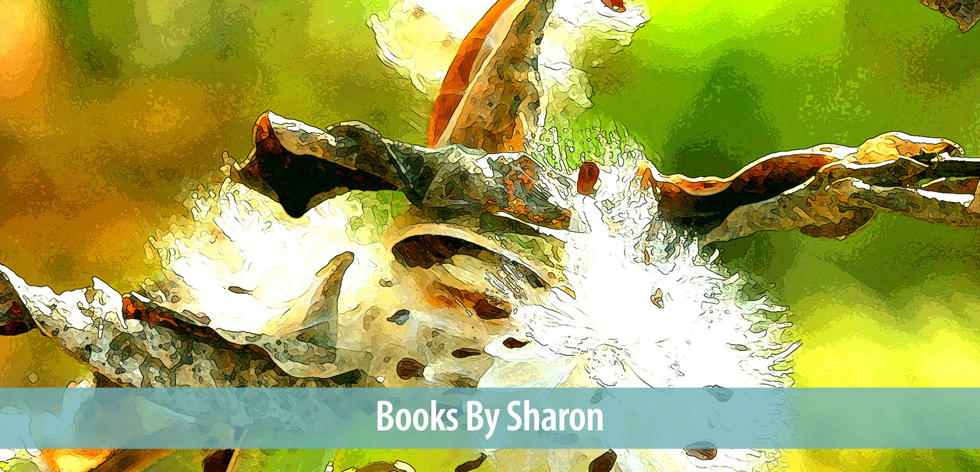 Books by Sharon