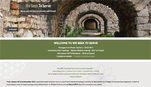 We Seek To Serve